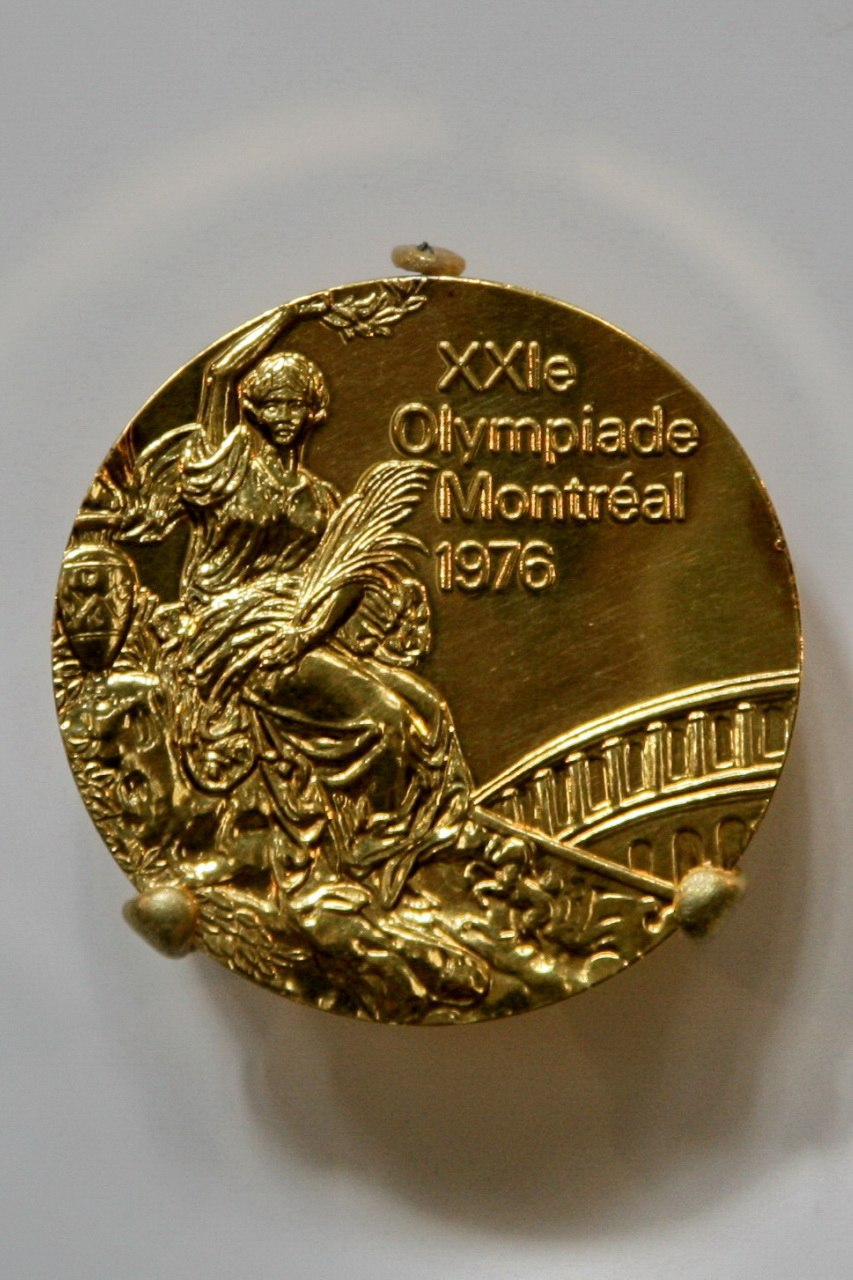 1976 Montreal Olympic Games, Gold Medal