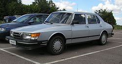 Saab 900 - Simple English Wikipedia, the free encyclopedia