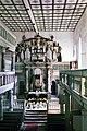 19850706325NR Rohr Wehrkirche Kanzelaltar mit Orgel.jpg