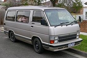 993510628e63de 1986 Toyota HiAce (LH51G) Super Custom van (2015-07-14)