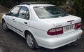 1998-2000 Nissan Pulsar (N15 S2) LX sedan 03.jpg