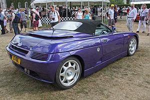 De Tomaso Guarà - 1998 De Tomaso Guarà Spider (BMW-engined)