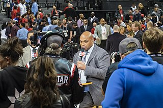 Barkley covering the 2019 NBA Finals