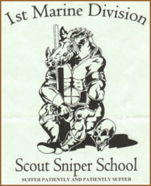 United States Marine Corps Scout Sniper - Wikipedia
