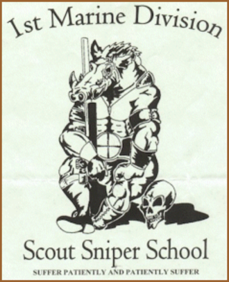 United States Marine Corps Scout Sniper - Camp Pendleton Sniper School