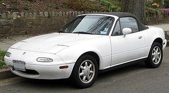 Mazda MX-5 - Mazda MX-5 (NA)