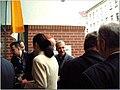 2001 04 28 Caritas Zentrale Eröffnung dscf0012 (50962090847).jpg