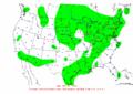 2002-11-27 24-hr Precipitation Map NOAA.png