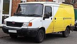 LDV Convoy - Wikipedia
