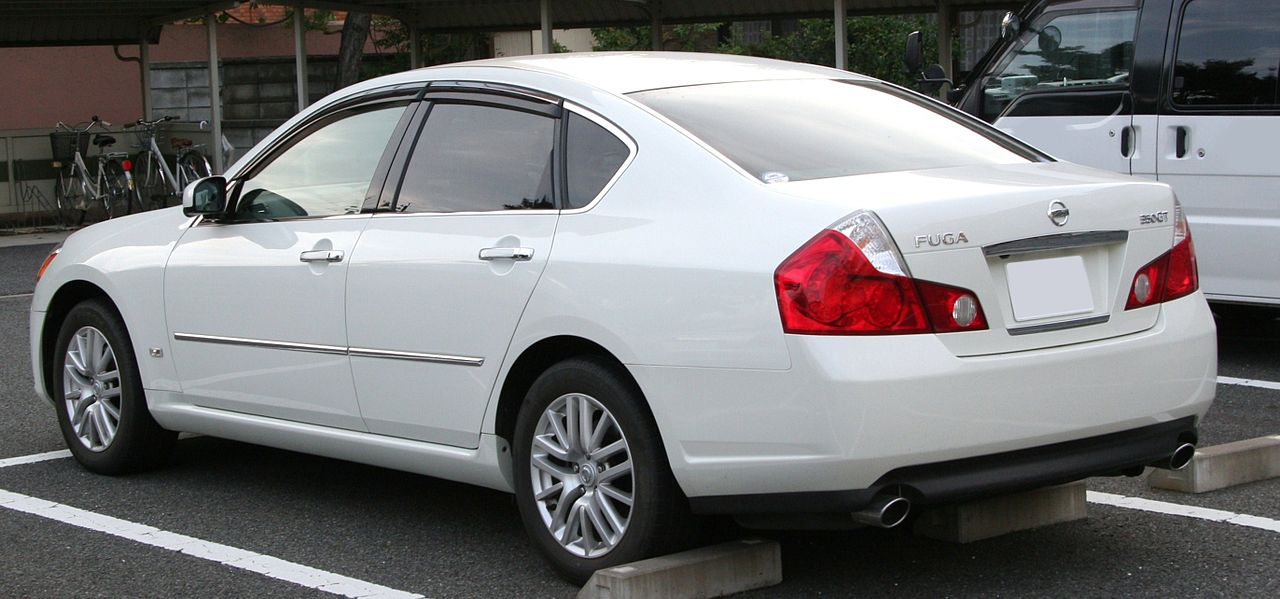 File2004 2007 Nissan Fuga 350gt Rearg Wikimedia Commons
