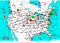 2006-06-15 Surface Weather Map NOAA.png