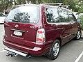 2006-2008 Hyundai Trajet (FO) FX van (2009-09-17).jpg
