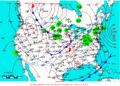 2007-01-29 Surface Weather Map NOAA.png