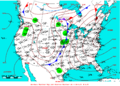 2007-05-24 Surface Weather Map NOAA.png