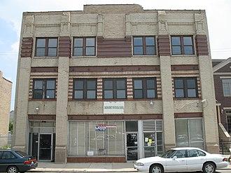 Chicago Defender Building - Image: 20070601 Chicago Defender Building (2)