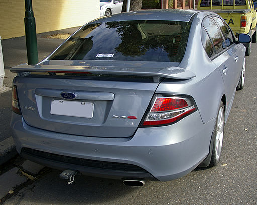 2008 Ford FG Falcon XR8 01