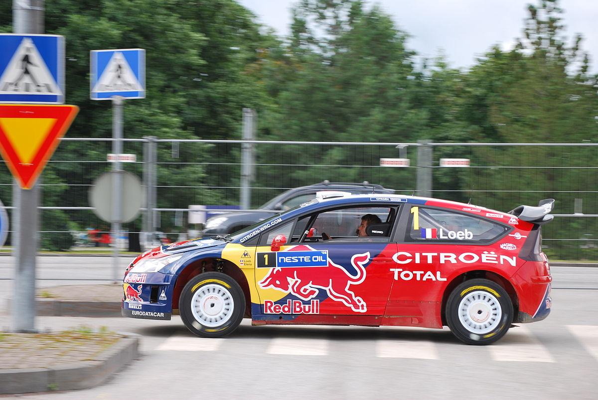 World Rally Championship >> 2008 Rally Finland - Wikipedia
