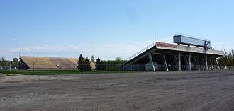 Concordia College (Moorhead, Minnesota) - Jake Christiansen Stadium.