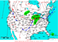 2009-06-08 Surface Weather Map NOAA.png