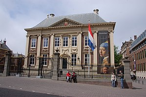 Mauritshuis - Mauritshuis in 2005