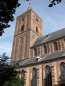 Hollandse gotiek wikipedia for Dus welke architectuur