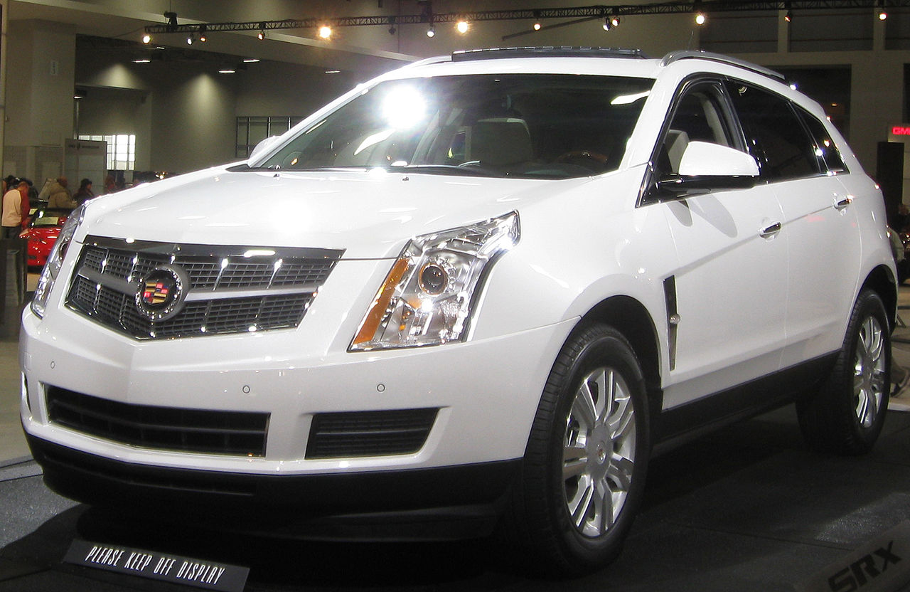 file 2010 cadillac srx 2010 wikimedia commons. Black Bedroom Furniture Sets. Home Design Ideas