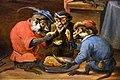 2011-03-26 Aschaffenburg 022 Schloss Johannisburg, Staatsgalerie, David Teniers der Jüngere - Gesellschaft kostümierter Affen, Detail (6091289066).jpg