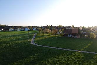 Rapperswil, Bern - Vogelsang village