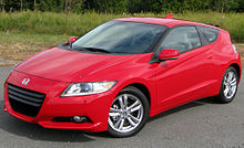 The Honda Cr Z Hybrid Was Launched In An February 2010 Followed By Us August