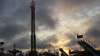 Missouri State Fair - 2011 Missouri State Fair Skyline