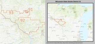 Wisconsins 31st State Senate district