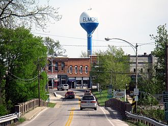 Elmore, Ohio - Elmore in 2012