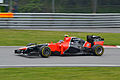 2012 Canadian Grand Prix Charles Pic Marussia MR01.jpg