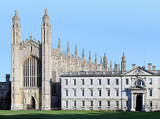 Kings College, Cambridge college of the University of Cambridge