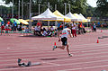 2013 IPC Athletics World Championships - 26072013 - Alexander Zverev of Russia during the Men's 400M - T13 Semifinal 13.jpg
