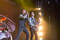 20140615-149-Nova Rock 2014-Avenged Sevenfold-M Shadows and Synyster Gates.JPG