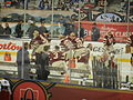 2014 Heritage Classic - Canucks Warm-up.JPG