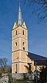 2014 Piszkowice, kościół św. Jana Chrzciciela 04.JPG