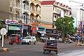 2014 in Sihanoukville. Ekareach street.jpg