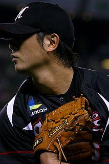 Hideaki Wakui Japanese baseball player