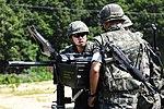 2015.7.13.해병대 1사단 - 공용화기사격 13th, July, 2015, ROK 1st Marine Div.-Firing Crew Served Weapon (19763688415).jpg