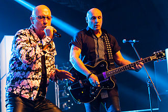 Right Said Fred - Right Said Fred in March 2015 at the RPR1 90s Festival in Mannheim, Germany