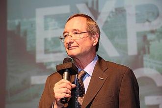 Eurochambres - Christoph Leitl, President of Eurochambres for 2018-2019