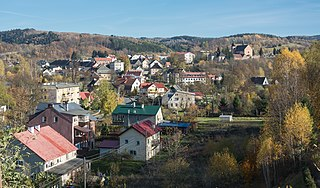Village in Lower Silesian Voivodeship, Poland