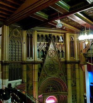 Theodore Komisarjevsky - Image: 2015 London Woolwich, interior former Granada Cinema 27