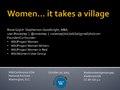 2015 WCUSA - Women it takes a village.pdf