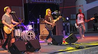 Soul Asylum - Soul Asylum performing in Rochester, Minnesota, 2016