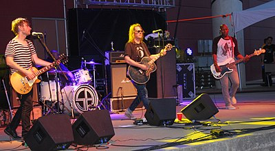 Picture of a band or musician: Soul Asylum