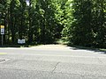 2017-06-03 14 05 47 View south along Maryland State Route 990 at Maryland State Route 177 (Mountain Road) in Lake Shore, Anne Arundel County, Maryland.jpg