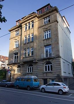 Filderstraße in Stuttgart